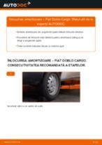 Como substituir Etrier frana spate dreapta FORD COUGAR: ghid pdf