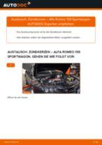 Wie Bremsbackensatz für Trommelbremse hinten und vorne beim MAZDA 5 wechseln - Handbuch online