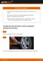 Wie Radlagersatz hinten rechts links beim OPEL ASTRA H Saloon (L69) wechseln - Handbuch online