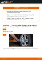 Come cambiare è regolare Cuscinetto mozzo ruota OPEL ASTRA: pdf tutorial