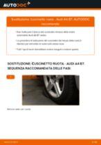 Come cambiare cuscinetto ruota della parte anteriore su Audi A4 B7 - Guida alla sostituzione