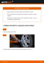 Jak vyměnit přední ložisko kola na Opel Astra H sedan – návod k výměně