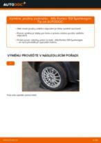 Doporučení od automechaniků k výměně ALFA ROMEO Alfa Romeo 159 Sportwagon 2.4 JTDM Tlumic perovani