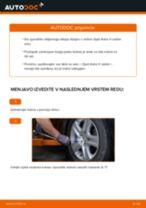 Kako zamenjati avtodel kolesni ležaji spredaj na avtu Opel Astra H sedan – vodnik menjave