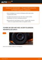 Wie Halter, Stabilisatorlagerung beim ALFA ROMEO GIULIETTA Sprint wechseln - Handbuch online