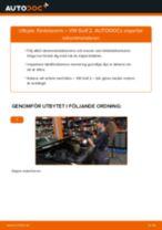 Hur byter man och justera Fördelararm : gratis pdf guide