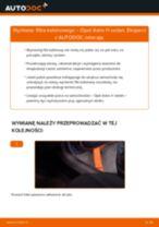 Jak wymienić filtr kabinowy w Opel Astra H sedan - poradnik naprawy
