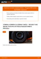 SNR KB659.36 pre 406 (8B) | PDF návod na výmenu