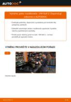Doporučení od automechaniků k výměně VW VW GOLF II (19E, 1G1) 1.8 Zapalovací Kabely