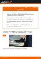 Manuální PDF pro údržbu 406