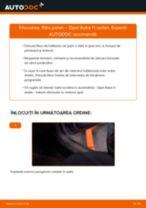 Cum să schimbați: filtru polen la Opel Astra H sedan | Ghid de înlocuire