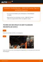 Wie BMW E39 Touring Kraftstoffpumpe wechseln - Anleitung