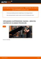 Tutorial PDF over reparatie van 3-serie