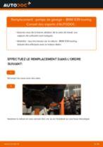 Comment changer : pompe de gavage sur BMW E39 touring - Guide de remplacement