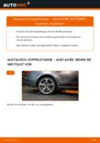 DIY-Anleitung zum Wechsel von Koppelstange Ihres AUDI A4