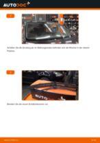 Scheibenwischer hinten selber wechseln: VW Golf 5 - Austauschanleitung
