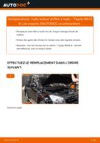 Notre guide PDF gratuit vous aidera à résoudre vos problèmes de TOYOTA Toyota RAV4 II 2.0 4WD (ACA21, ACA20) Filtre à Air