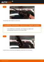 Udskift viskerblade for - Citroen C3 1 | Brugeranvisning