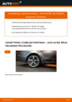 Instruktionsbog AUDI A5