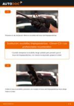 Guía de reparación paso a paso para CITROËN C2