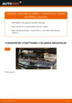 Slik bytter du motorolje og oljefilter på en Toyota Prius 2 – veiledning