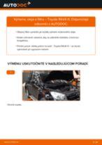 Vymeniť Lanko Ručnej Brzdy na aute Mercedes S210 - tipy a triky