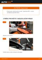 Doporučení od automechaniků k výměně TOYOTA Toyota Auris e15 2.0 D-4D (ADE150_) List stěrače