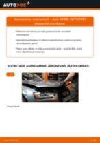 AUDI Q5 tõrkeotsingu käsiraamat