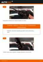 Vairavimo dinamikos kontrolė pakeitimas Ford Focus 2 da - patarimai ir gudrybės