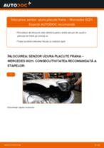 Sistem de frânare manual de atelier online