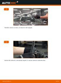 Jak provést výměnu: List stěrače na 335i 3.0 BMW E92