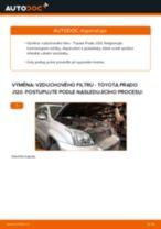Manuální PDF pro údržbu LAND CRUISER
