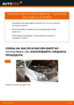 Ръководство за експлоатация на Тойота корола на български