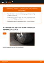 Intercooler austauschen: Online-Anleitung für TOYOTA LAND CRUISER