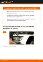 Federn hinten selber wechseln: VW Golf 3 - Austauschanleitung