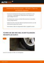 Bremstrommeln selber wechseln: VW Golf 3 - Austauschanleitung