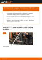 Remplacement de Butée de suspension sur VW GOLF III (1H1) : trucs et astuces