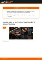 Cambiar Filtro de Aire VW GOLF: manual de taller