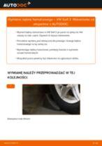 Jak wymienić bębny hamulcowe w VW Golf 3 - poradnik naprawy