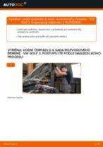 Doporučení od automechaniků k výměně VW VW GOLF II (19E, 1G1) 1.8 Rotor rozdělovače