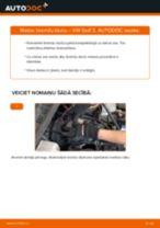 VW GOLF Bremžu Kluči nomaiņa: rokasgrāmata