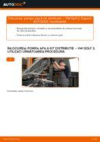 Recomandările mecanicului auto cu privire la înlocuirea VW Golf 4 1.6 Termostat