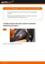 Wie VW Golf 5 Spiegelglas wechseln - Schritt für Schritt Anleitung