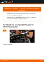 Empfehlungen des Automechanikers zum Wechsel von VW T4 Transporter 2.4 D Motorlager