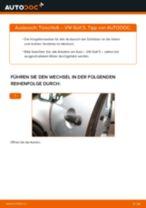Türschloß vorne selber wechseln: VW Golf 5 - Austauschanleitung