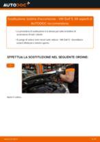 Come cambiare bobina d'accensione su VW Golf 5 - Guida alla sostituzione