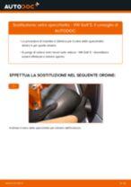 Le raccomandazioni dei meccanici delle auto sulla sostituzione di Gommini Barra Stabilizzatrice VW VW Sharan 1 2.0 TDI