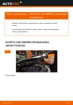 Kuinka vaihtaa sytytyspuola VW Golf 5-autoon – vaihto-ohje