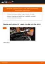 Kako zamenjati avtodel vžigalna tuljava na avtu VW Golf 5 – vodnik menjave
