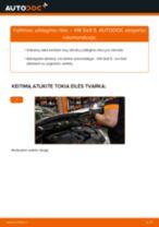 Kaip pakeisti VW Golf 5 uždegimo ritės - keitimo instrukcija